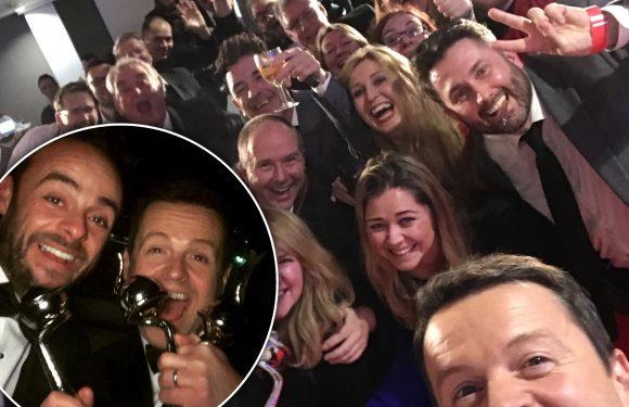 Ant & Dec win best TV presenters and David Walliams wins TV Judge at the NTA Awards live on ITV – Full list of NTA winners 2018