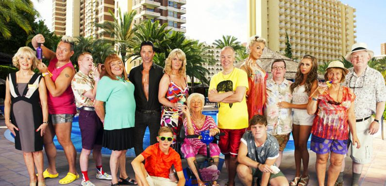 Award-winning TV comedy, Benidorm, celebrates 10 years on ITV with a special surprise for superfans