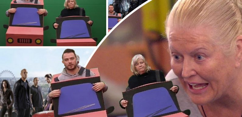 Big Brother launches hilarious 'Photoshop Challenge' on Twitter and fans took to the opportunity placing the celebs in various situations