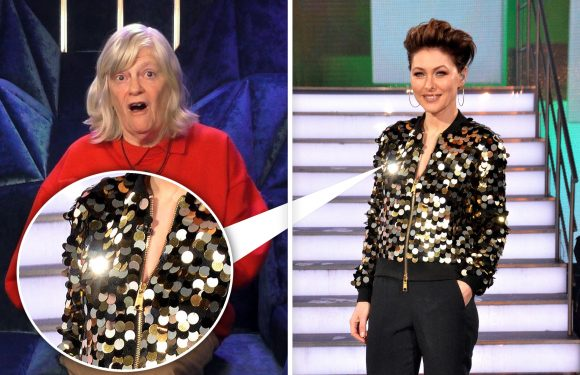 Emma Willis fights fever in sequin number during CBB's second TRIPLE eviction struggling to name housemates