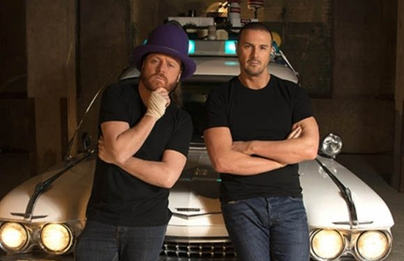 ITV will commission a second series of The Keith And Paddy Picture Show following a successful first series with ratings averaging 4.2m