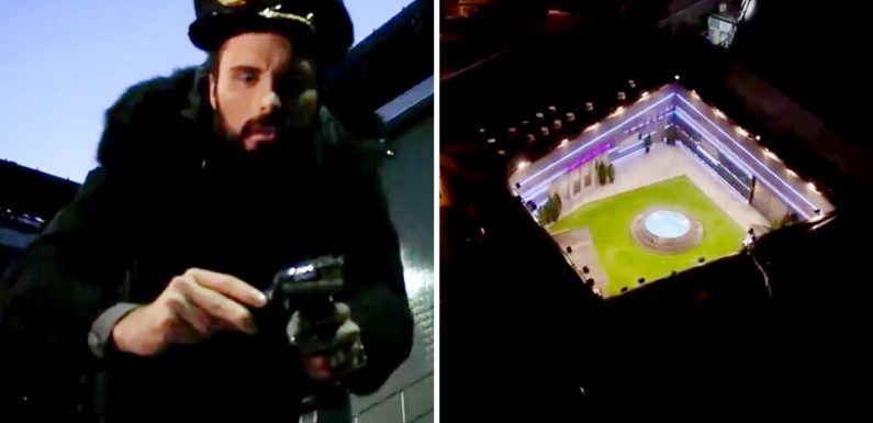 Saving pilot Rylan – CBB fans' complaints about the 'overuse' of drone shots spark new video showing how the iconic shots are made