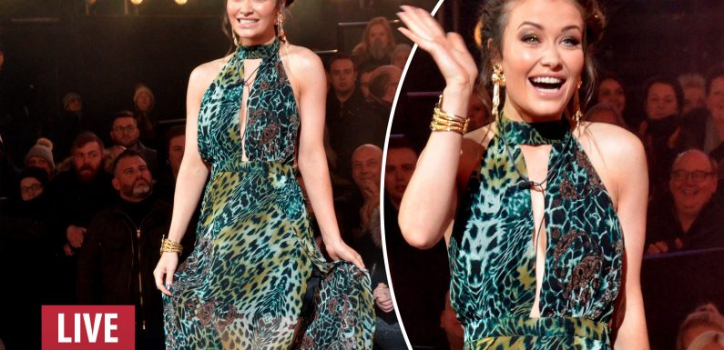Jess Impiazzi is fourth in Celebrity Big Brother's final 2018