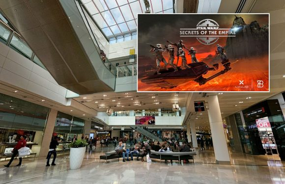 New 'Hyper-Reality' Star Wars VR experience coming to Westfield, Stratford next month