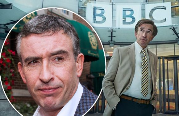 Alan Partridge is back on the BBC with a brand new TV show and it sounds hilarious