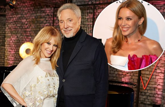 The Voice UK contestants hope Kylie Minogue is 'Spinning Around' as she returns to the show as Tom Jones' guest mentor
