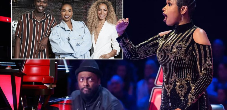 Jennifer Hudson reveals star guest mentors Leona Lewis and Mo Jamil ahead of the Voice UK's crucial knockout stage