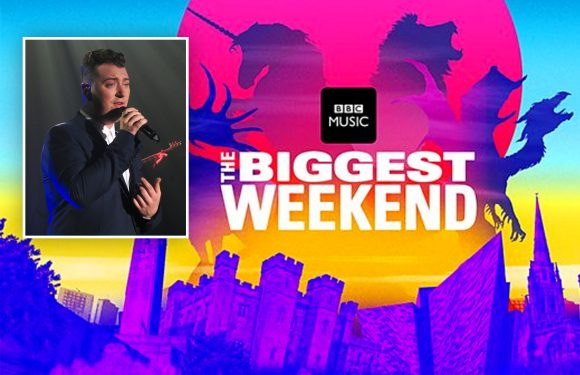 Sam Smith, Camila Cabello, Liam Payne, Neneh Cherry and Father John Misty among more star-studded acts added to BBC Music's Biggest Weekend line-up