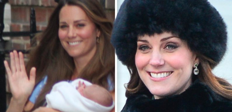 The Duchess of Cambridge gives birth to baby BOY – the Royal baby who is fifth in line to the throne revealed