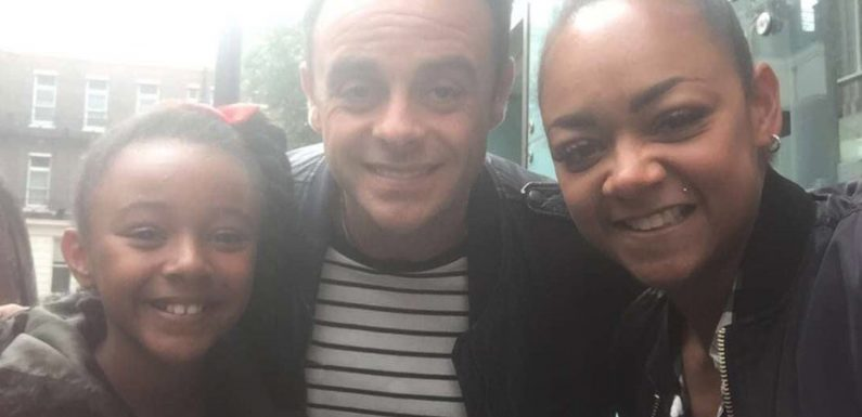 Ant McPartlin thanked by mum-of-two for FaceTiming her TV-loving son, aged 5, while out in London