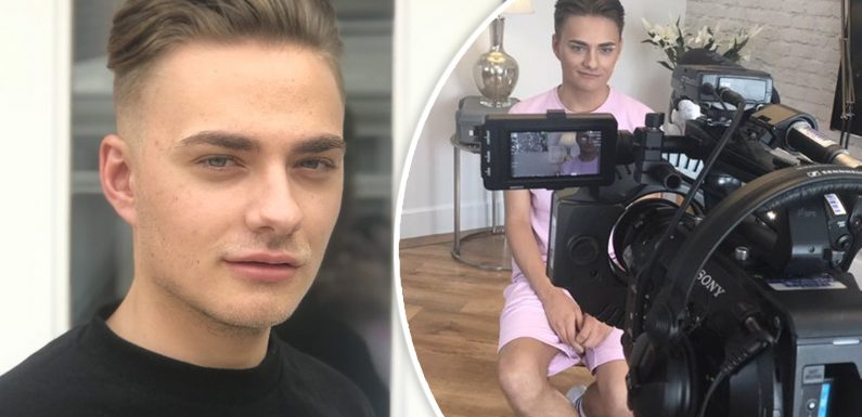 Big Brother hopeful fires back at 'bone eyed w**ker' after his dream TV contract is cancelled following an alleged sold story to national newspaper