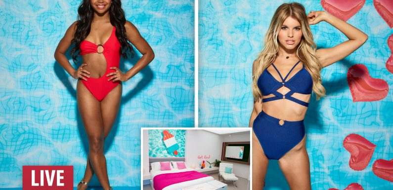 LIVE: Love Island 2018 – Your best tweets as we meet this year's contestants in ITV 2's 'hit new series'