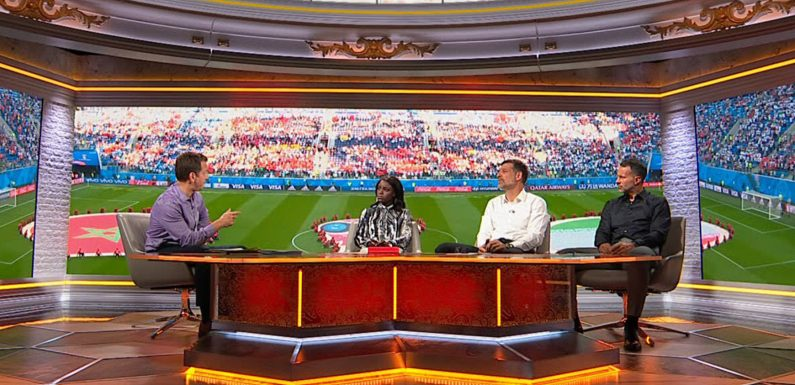 England's semi-final World Cup game against Croatia peaked more than 26m viewers, ITV confirms
