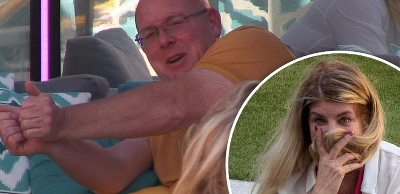 Celebrity Big Brother's Nick Leeson reveals dramatic moment of arrest as he fled from Asia with his face splashed across TV and newspapers
