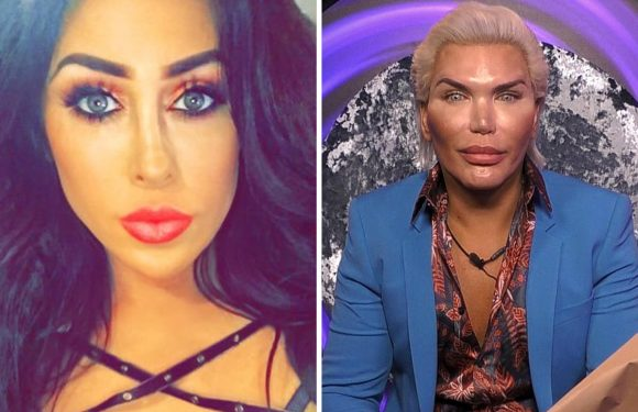 Rodrigo Alvez defended by Ex On The Beach's Laura Summers after the Brazilian TV star used the N-word TWICE on Celebrity Big Brother