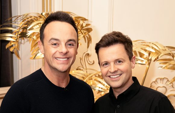 Ant McPartlin's emotional return to TV as he's reunited with his Geordie co-star Declan Donnelly at Britain's Got Talent auditions