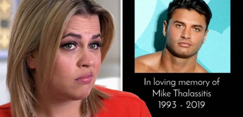 Nadia Essex says Love Island's tribute to late contestant Mike Thalassitis was 'not enough' and was a 'poor effort' by ITV bosses