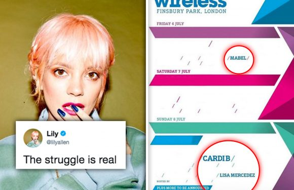Wireless Festival SLAMMED by public after the amount of female performers are revealed in an eye-opening poster edit