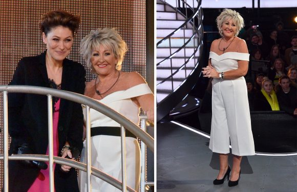 'I would have liked to stay until the end' says Maggie who is third to be evicted from the Celebrity Big Brother House