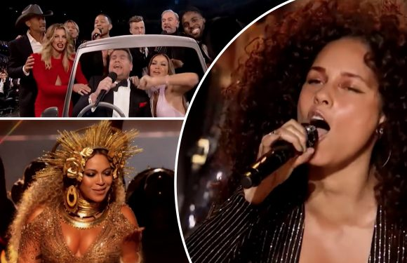 You can watch this year's Grammy Awards – featuring performances from Jay Z, Justin Bieber, Kendrick Lemar, Bruno Mars and many more – from your home in the UK
