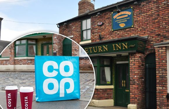 Costa Coffee and the Co-op set to appear in Coronation Street following ITV's first product placement deal with the brands