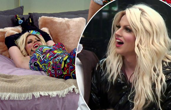 Courtney Act is the winner of Celebrity Big Brother 2018 – followed by Ann Widdecombe