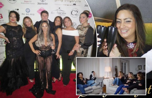 Five women launch new 'raw' reality TV show: Girly Night In – planning to 'discuss real life topics regardless of the consequences'