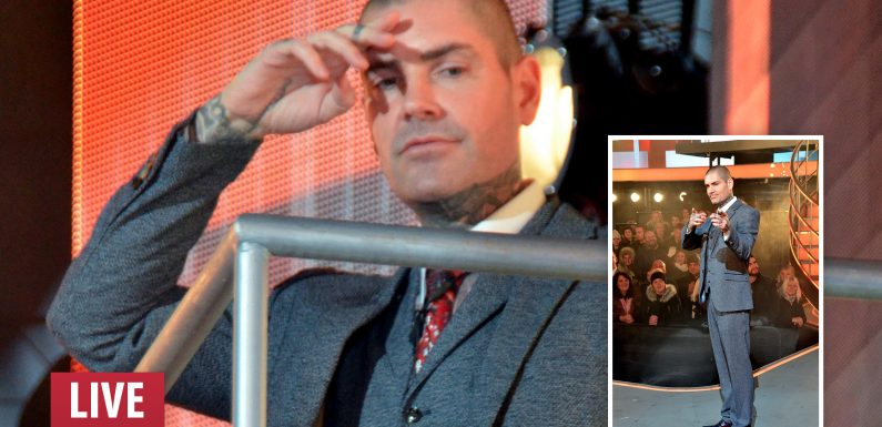 Shane Lynch is third to leave the Celebrity Big Brother house – leaving Shane J and Ann as potential winners