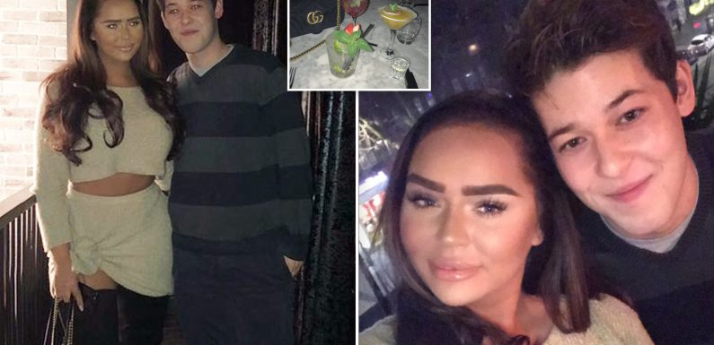 Big Brother stars Chanelle McCleary and Raph Korine reunite blasting rumours they wouldn't remain friends