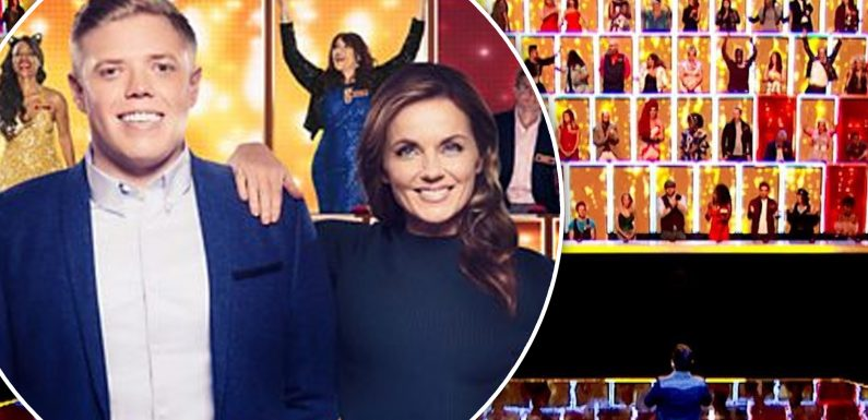 Saturday night 'feel-good' TV show All Together Now set to RETURN with second series
