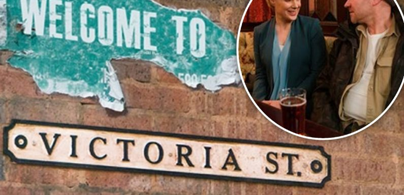 Coronation Street's 150,000-hour extension 'Victoria Street' has been 'proudly unveiled' by show producers