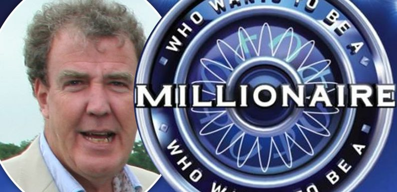 Jeremy Clarkson to replace Chris Tarrant in new series of 'Who Wants To Be A Millionaire' – applications to take part are now open!