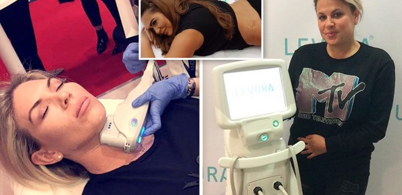 'I could see results straight away' latest FAT MELTING treatment has celebs queued out the door in new toning craze