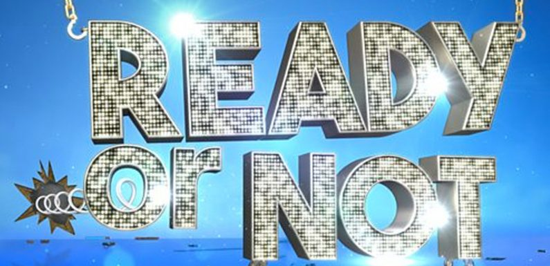 New BBC One quiz show with Paddy McGuinness – 'Are you Ready or Not?'