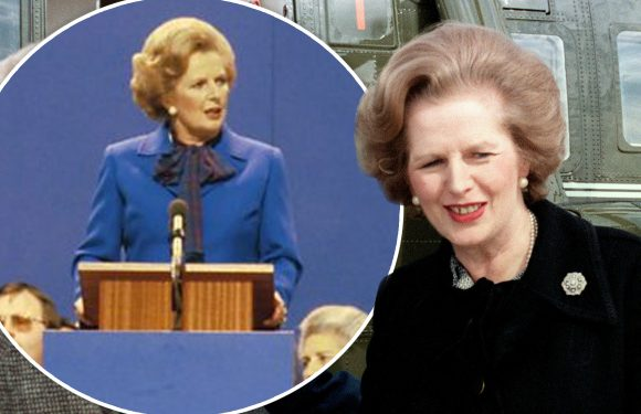 Five-part 'deeply personal' Margaret Thatcher documentary marking 40 years since Britain's first female prime minister is coming to the BBC