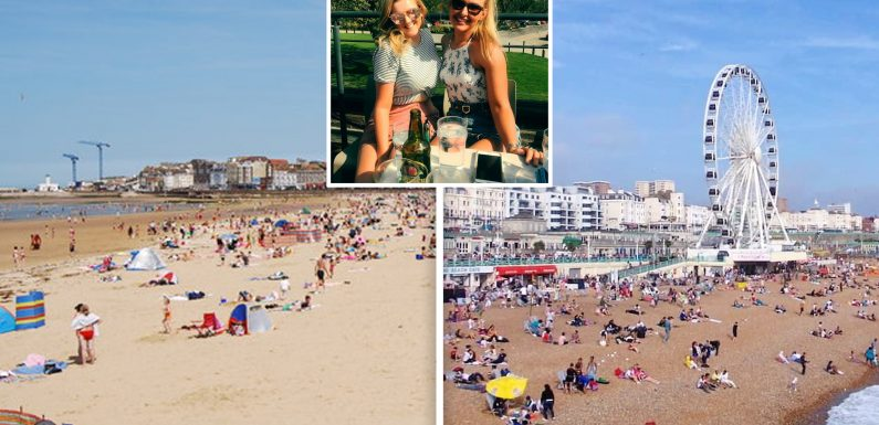 'Summer is coming': Tips from our Maddie on how you should prepare for Britain's heat wave weather that's set to hit the UK very soon