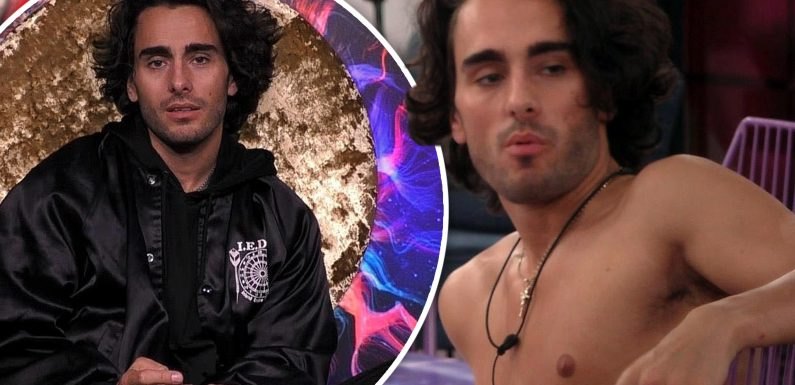 Lewis Flanagen REMOVED from Big Brother house with immediate effect for 'unacceptable language that contravenes the rules', show bosses confirm
