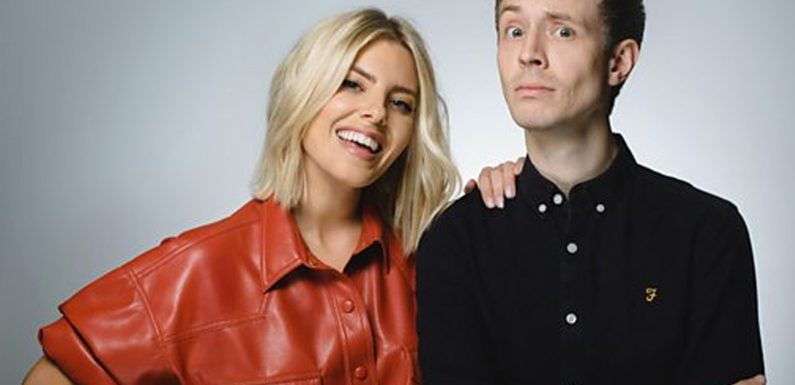 BBC Radio 1 announce Matt Edmonson and Mollie King as new Weekend Breakfast Show hosts