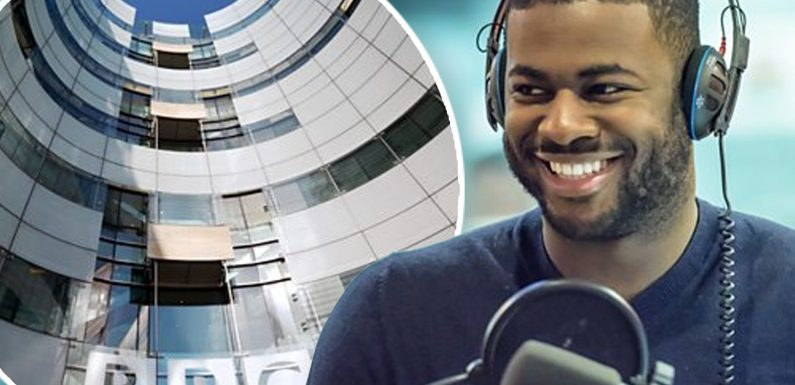 Award-winning journalist Ben Hunte named as BBC News' first ever 'LGBT correspondent' for the New Year