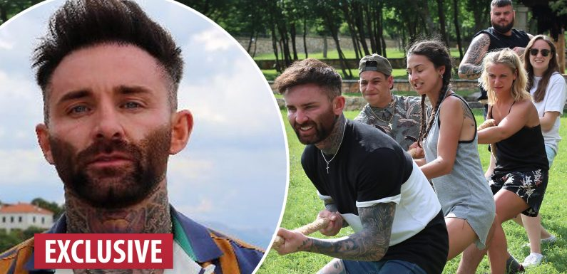 Coach Trip: Road To Barcelona 'turns into Love Island' as ladies man Andrew 'Goffy' Gough pulls ANOTHER girl on board Brendan's bus
