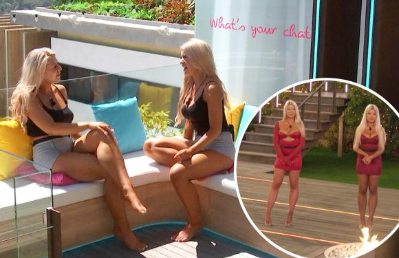 Love Island: Blonde bombshells Eve and Jess savagely split-up couples in second episode
