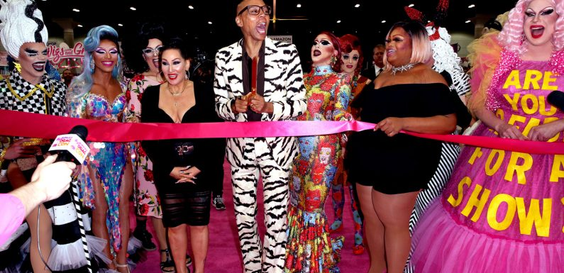 Michelle Visage, The Vivienne and Bianca Del Rio among star-studded guest list attending Ru Paul's Dragcon UK in London