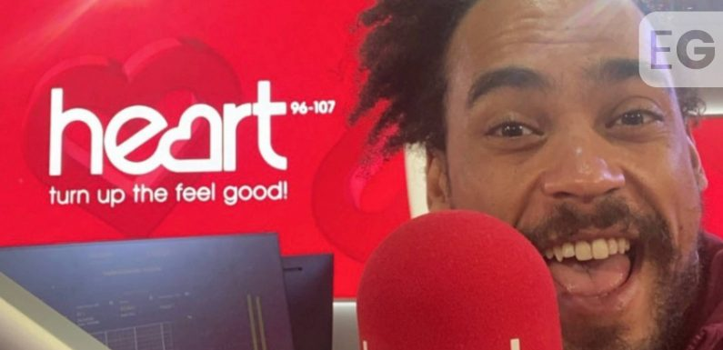 Ex-Radio 1 presenter Dev joins Heart after ending 'huge era'