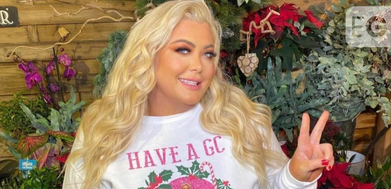 Gemma Collins breaks social media silence with family throwback