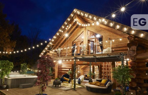 Take a look inside new 'winter Love Island' show The Cabins