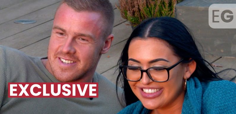EXCLUSIVE: The Cabins star Tom has secret girlfriend