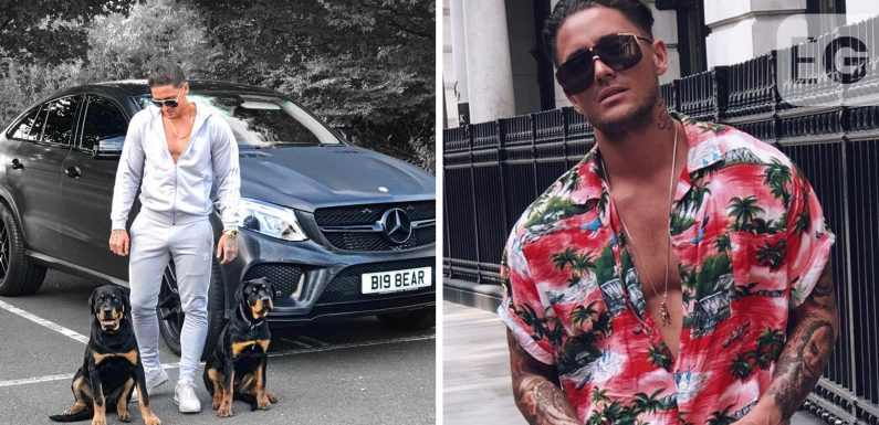Stephen Bear offers £100k to hackers who stole his Instagram
