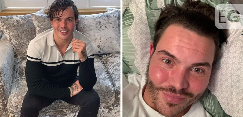 Bobby Norris feels 'much better' after positive Covid-19 test
