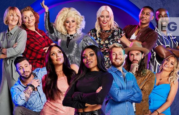 Famous faces confirmed for The Celebrity Circle charity show