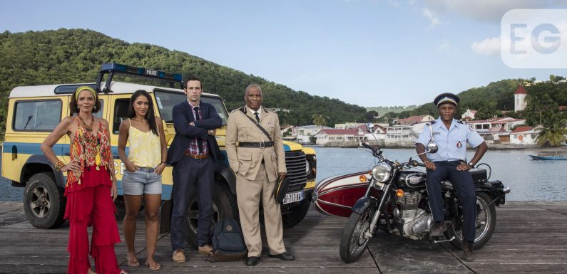 Death In Paradise recommissioned for two more series